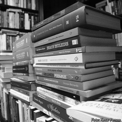 Curso de preservação de livros