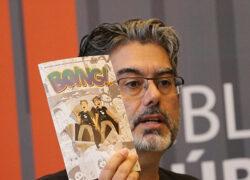 Marcelo Oliveira histórias em quadrinhos muito post