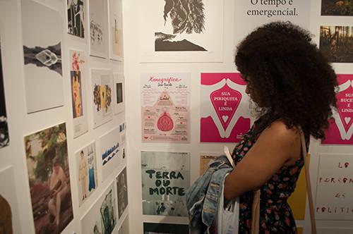 mulheres artistas resiste curitiba muito post