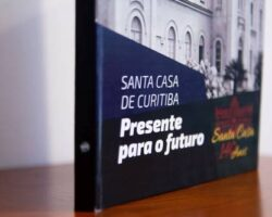 Santa Casa de Curitiba livro muito post
