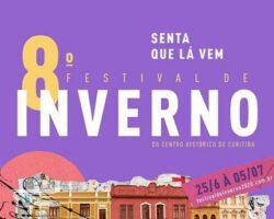 Festival de Inverno do Centro Histórico de Curitiba muito post