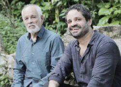 Cristovão Bastos e Rogério Caetano