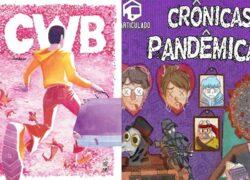 quadrinhos cwb cronicas pandemicas curitiba muito post