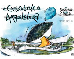 A Caricatura da Arquitetura simon taylor